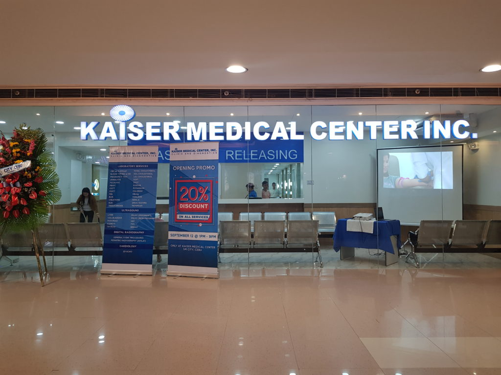 SM City Cebu kaiser Medical Center