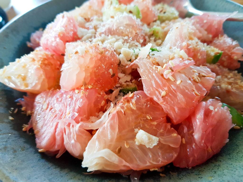 Balay sa Busay Menu - Pomelo Salad